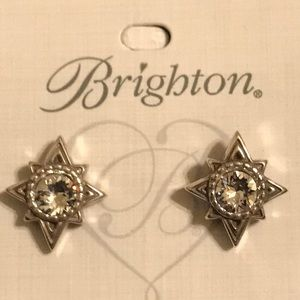 Brighton Halo Swing post earrings